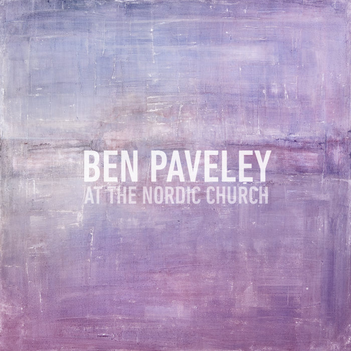 The EP Cover Art for At The Nordic Church by Ben Paveley